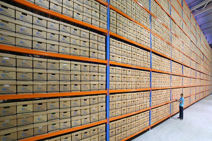 i-Архив: интеллектуальный архив
