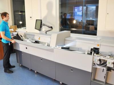 Профессиональные промышленные сканеры документов в центрах сканирования ОСГ