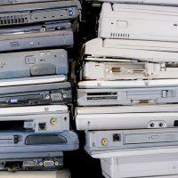 Уничтожение электронных носителей информации