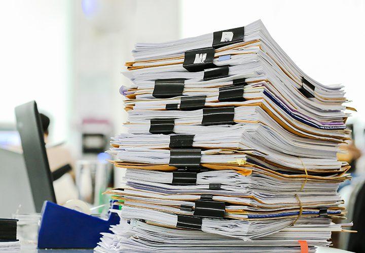Подготовка документов к передаче в архив