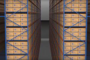 Архивное хранение документов в ОСГ