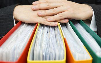 Архивное хранение бухгалтерских документов