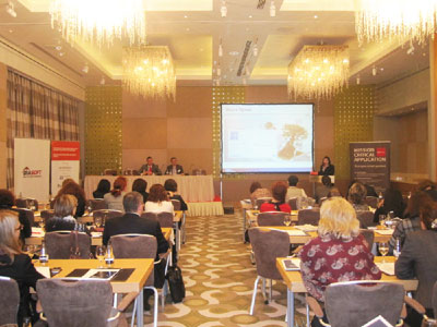 OSG demonstrates new technology at Moscow Banking Conference