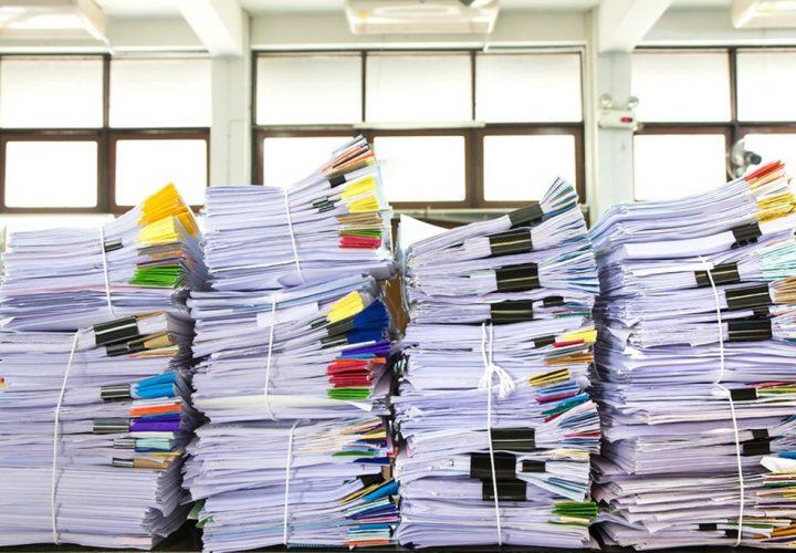 Переплет и брошюровка документов