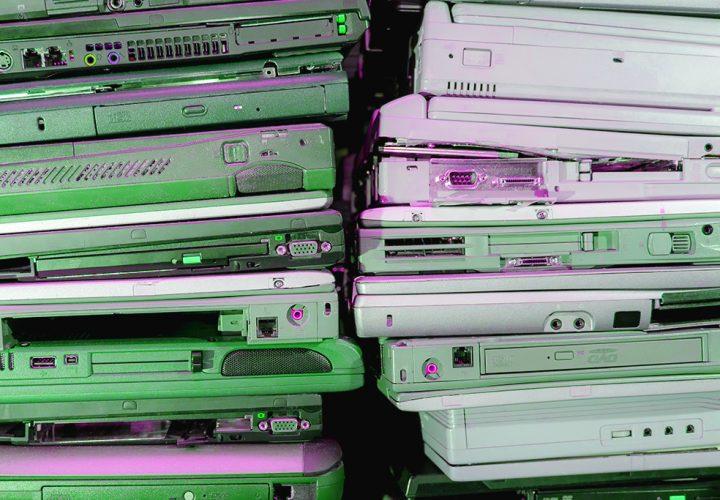 Уничтожение запоминающих устройств и оргтехники