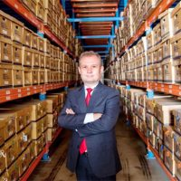 OSG opens a new document storage archive in Astana, Kazakhstan
