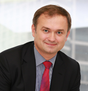 Group President OSG Records Management, Krzysztof Bobrovszky