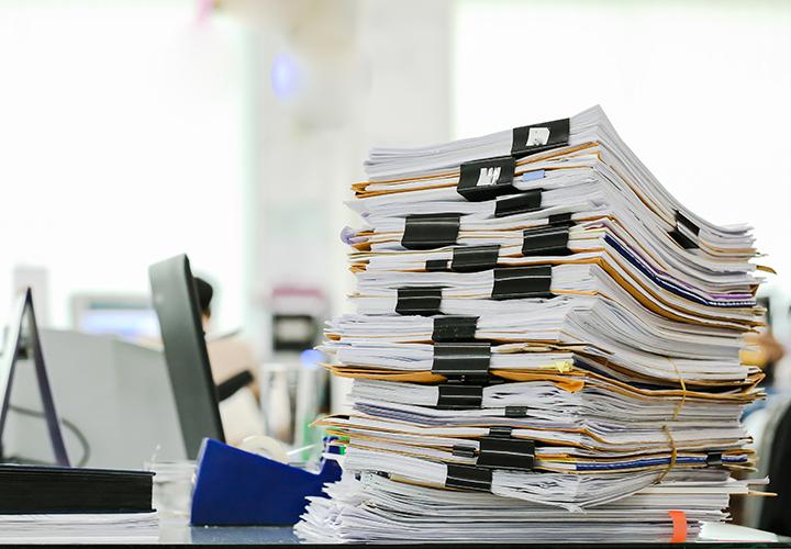 Создание номенклатуры документов