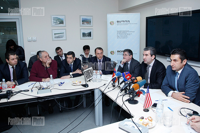 OSG Armenia participates in meeting on competition challenges