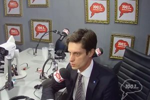 Хранение документов на аутсорсинге – интервью на радио Серебряный Дождь