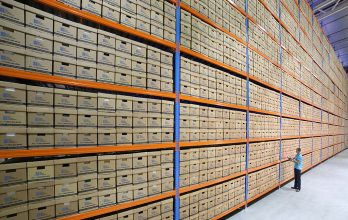 Архивное хранение документов