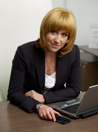 Zalina Kanamaetova, the General Director of OSG Records Management