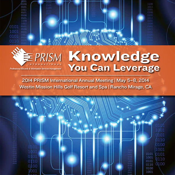 PRISM's 2014 Information Management Conference