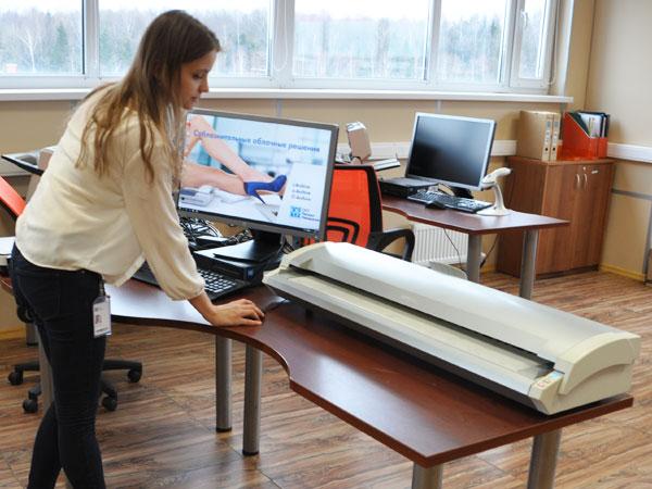 Сканирование широкоформатных документов в Санкт-Петербурге